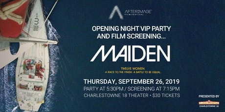 AfterImage Film Festival Opening Night VIP Party! tickets