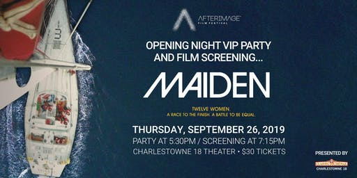 AfterImage Film Festival Opening Night VIP Party!