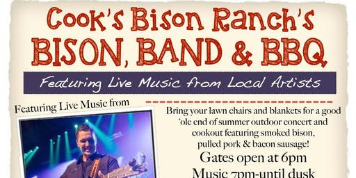 Bison, Band & BBQ