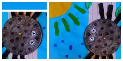 FALL 2019 FREE TRIAL CLASS! Itsy Bitsy Spider Workshop (18 Months-6 Years)