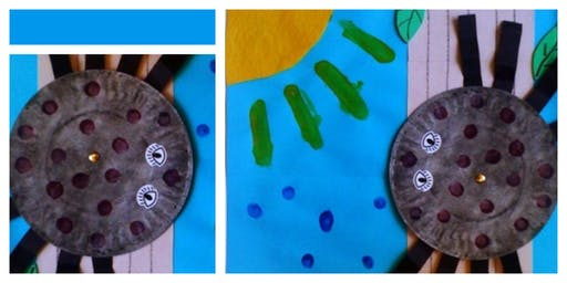 FREE TRIAL CLASS! Itsy Bitsy Spider Workshop (18 Months-6 Years)