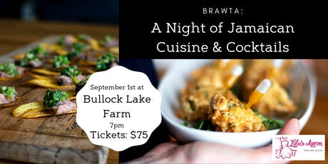 Brawta: A Night of Jamaican Cuisine and Cocktails tickets