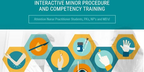 IMPACT  Interactive Minor Procedure and Competency Training tickets