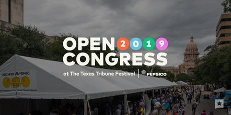 Open Congress at The Texas Tribune Festival tickets