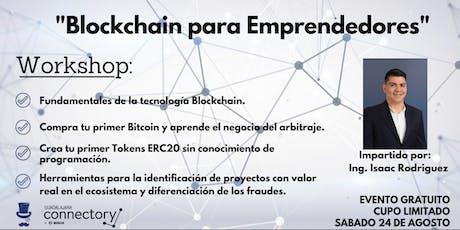 Blockchain para Emprendedores boletos