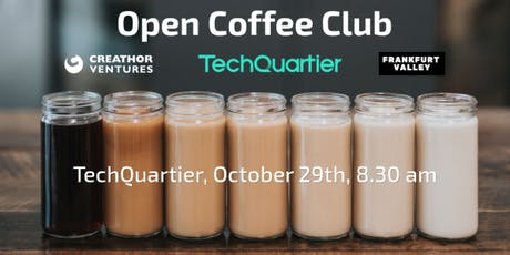Open Coffee Club (OCC) Frankfurt - October edition tickets