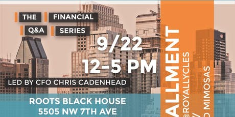 Creative Circle Agency Presents The Financial Q&A  Series tickets
