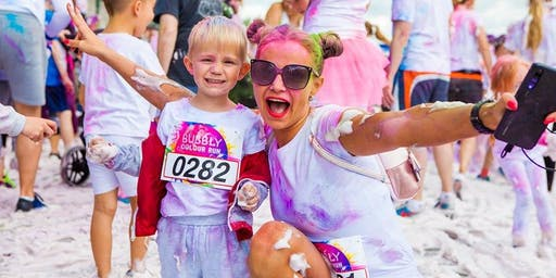 Bubbly Colour Run - LISBURN