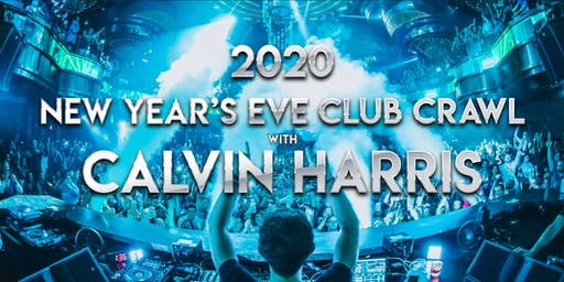 2020 Las Vegas New Years Eve Club Crawl at OMNIA with Calvin Harris