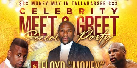 FLOYD MAYWEATHER JR Hosts LANK THE KING Tallahassee Meet & Greet Event !! tickets