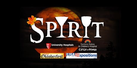 SPIRIT 2019: A Benefit for Rainbow Babies & Children's Hospital tickets