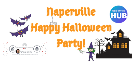 Naperville Happy Halloween Party! tickets