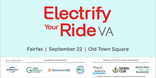 Electrify Your Ride VA: Fairfax