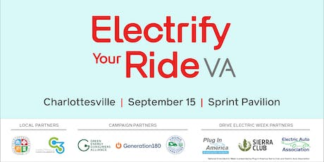 Electrify Your Ride VA: Charlottesville tickets