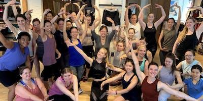 Cardio Ballet 1st Class 50% Off!