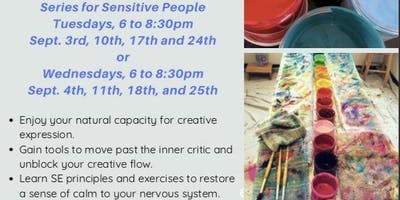 Intuitive Painting for Sensitive People