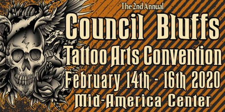 The 2nd Annual Council Bluffs Tattoo Arts Convention tickets