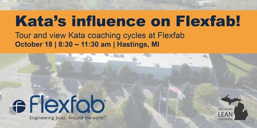 Kata's Influence of Flexfab