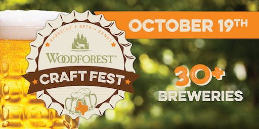 Woodforest Craft Fest 2019