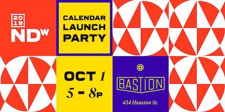 Calendar Launch Party tickets