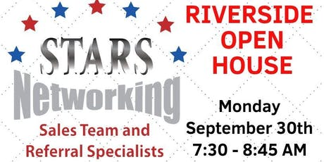 STARS Networking Riverside Open House tickets