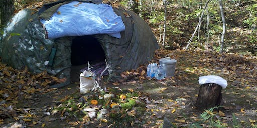 Sweat Lodge in Honor of Autumn and the Direction of the West