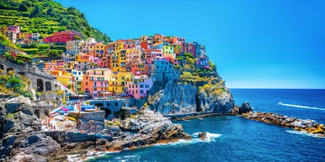 Touring Italy with Exodus Travels - Edmonton Kingsway tickets