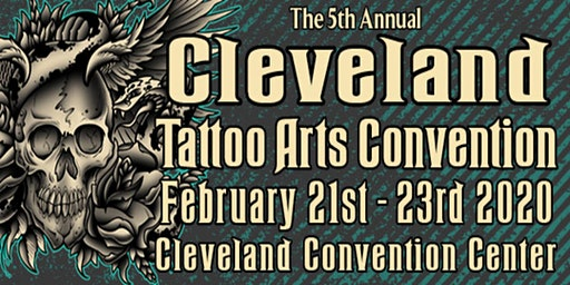 The 5th Annual Cleveland Tattoo Arts Convention