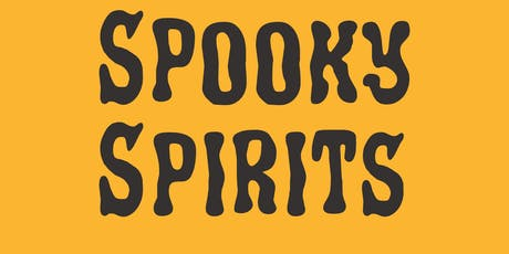 Spooky Spirits tickets