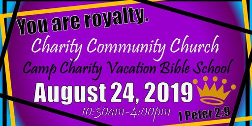 Camp Charity VBS