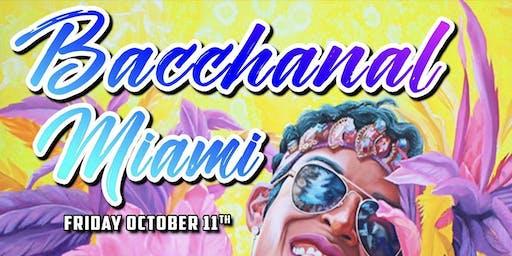 Bacchanal Miami (Carnival Weekend)