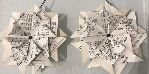 Hymnal Ornaments