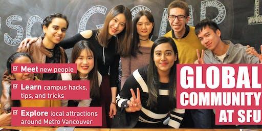 Global Community @ SFU - Fall 2019