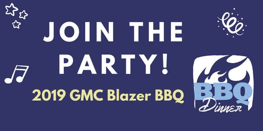 TEST ONLY ---- DO NOT USE GMC Blazer BBQ