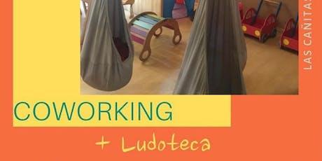 Sesiones de Coworking de Mamás con hijos entradas