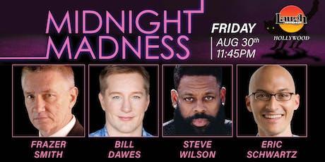 Bill Dawes, Steve Wilson, Eric Schwartz - Midnight Madness tickets