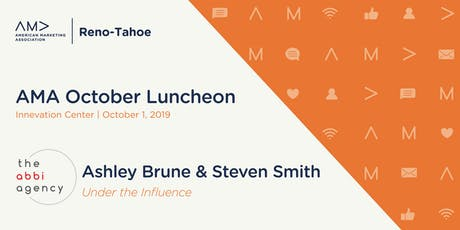 Under the Influence: Ashley Brune & Steven Smith tickets