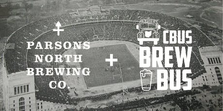 OSU Football Shuttle Bus from Parsons North Brewing Company tickets