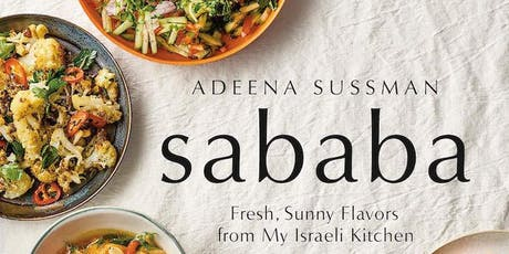 SABABA, or Everything is Awesome! with author Adeena Sussman tickets