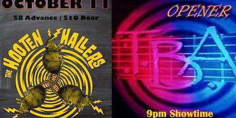 TBA / Hooten Hallers tickets