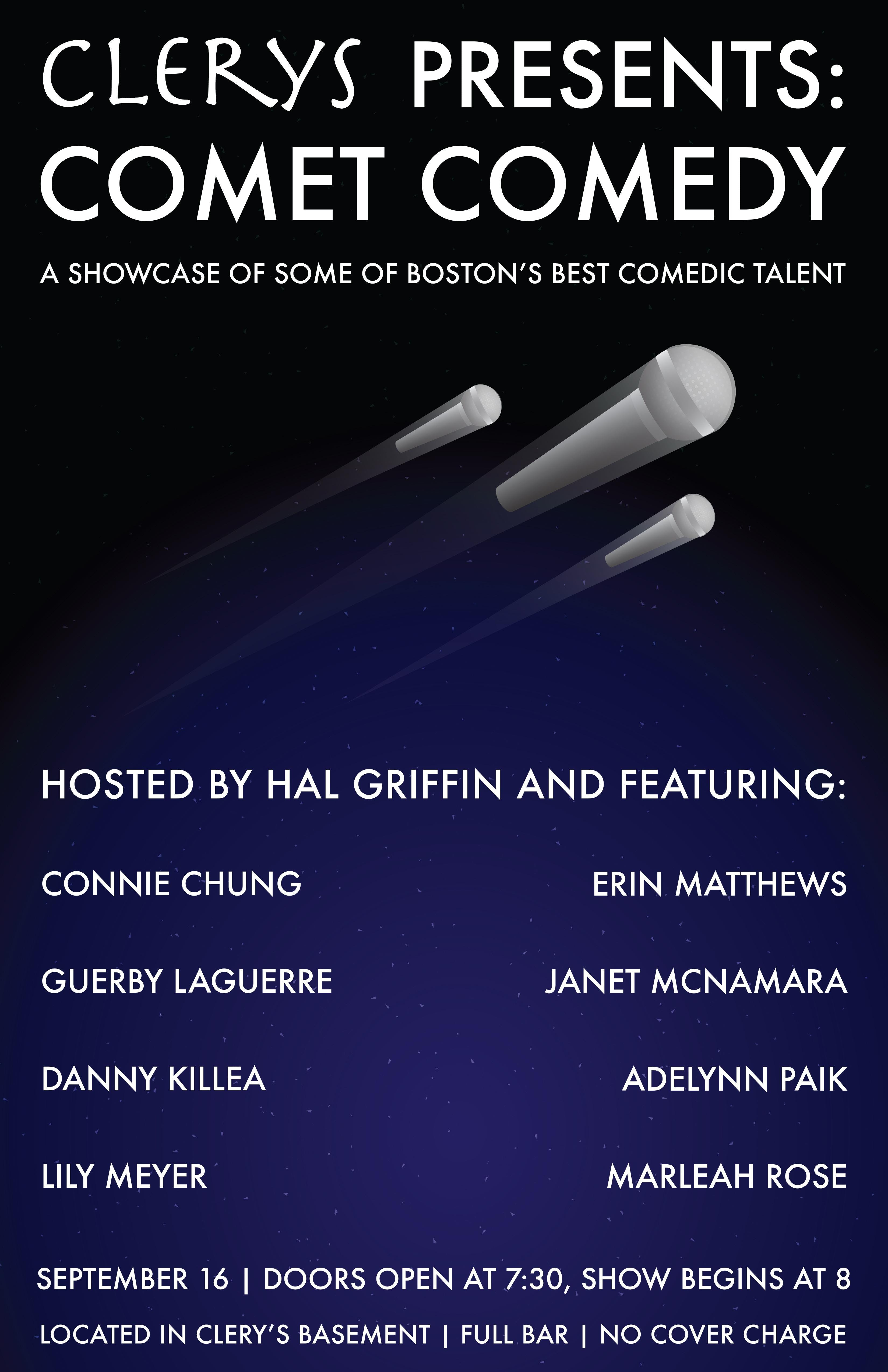 Comet Comedy Night