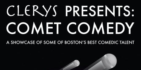 Comet Comedy Night  tickets