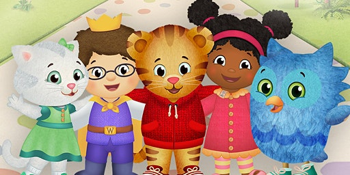 Daniel Tiger's Neighborhood Live! @ Tucson Music Hall