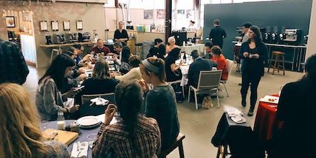Social Enterprise Dinner: The Jaded Fork, La Terza, & Habitat for Humanity tickets