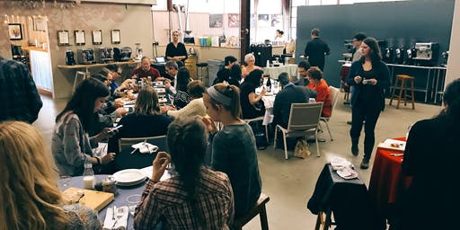 Social Enterprise Dinner: The Jaded Fork, La Terza, & Habitat for Humanity