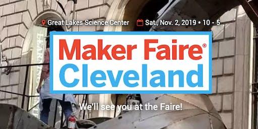 Maker Faire Cleveland 2019