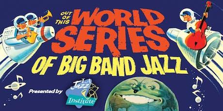 Big Band Jazz Festival tickets