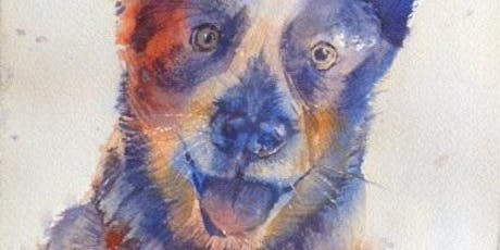 Brilliant Pets and Animals in Watercolor with Kevin Kuhne tickets