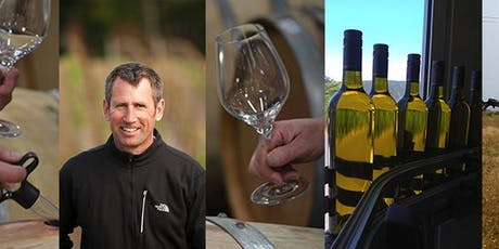 Tasting of Artisan Wines from Tin Barn Winery in California tickets