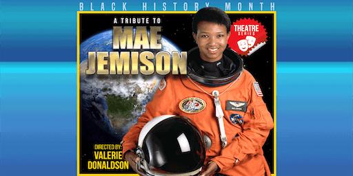 A Tribute to Mae Jemison